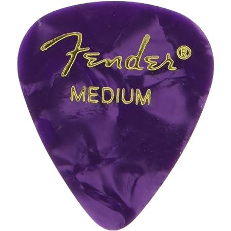 Pack 12 púas Fender 351 Premium Celluloid- Blue Moto ...