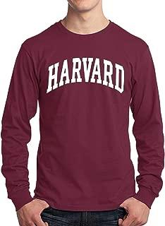 Harvard University Long Sleeve T-Shirt - Officially Licensed