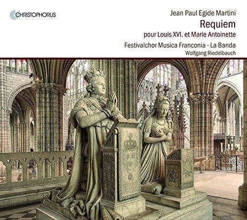 J.P.E.Martini: Requiem Por Luis Xvi Y Maria Antonieta