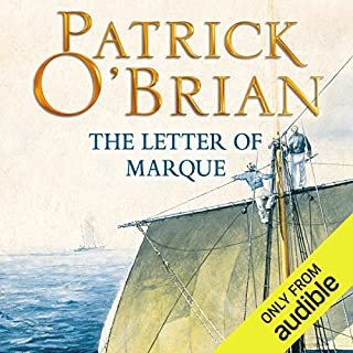 The Letter of Marque cover art