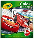 CRAYOLA, 04 0128 0 000, Album da colorare e di Adesivi Cars 3...