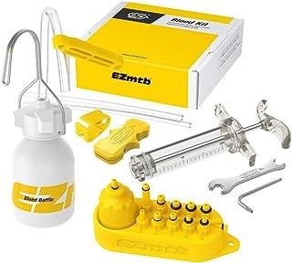 comprar comparacion Kit de purga de frenos hidráulicos de frenos de disco mineral para Shimano, MAGURA, TEKTRO, SRAM Series MTB - Herramientas...