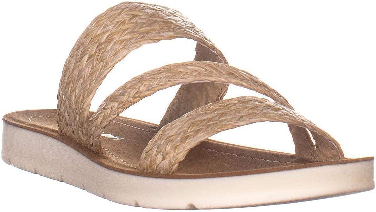 Madden Girl Women's Press Flat Sandal