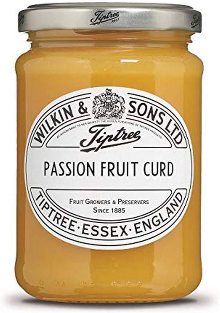 Crema de Fruta de la Pasión 312gr. Tiptree