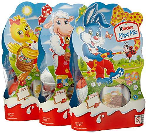 Kinder Maxi Mix, 5er Pack (5 x 153 g)