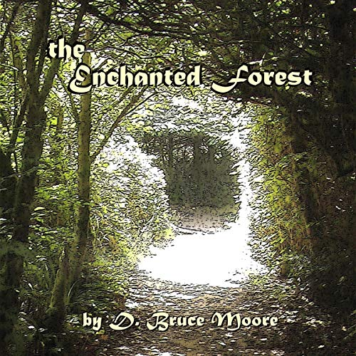 The Enchanted Forest: The Adventures of Prince Ethan and Princess Alicia audiobook cover art