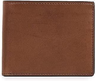 Rag & Bone Men's Hampshire Billfold Wallet, Brown Combo, One Size