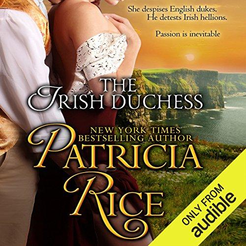 The Irish Duchess audiobook cover art