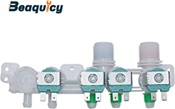 DC97-15459H Water Inlet Valve (GENUINE Original Part) by Beaquicy - Replacement for Samsung Washing Machine