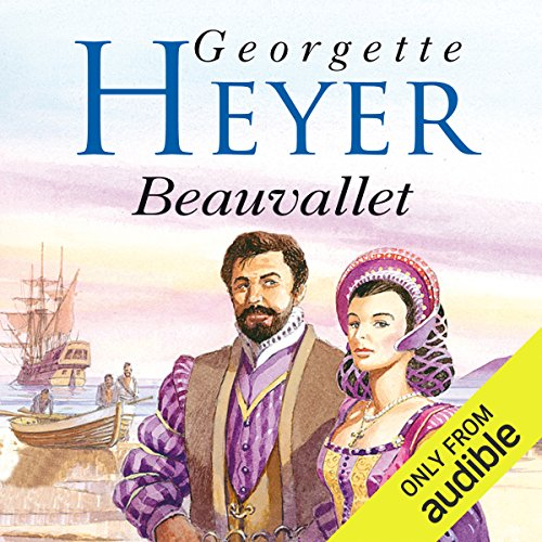Beauvallet audiobook cover art