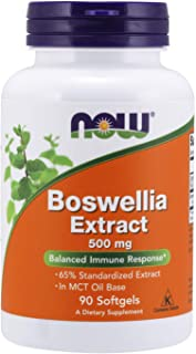 Now 500Mg Boswellia Estratto 90 Softgels - 180 g