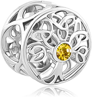 Best celtic birth charms Reviews