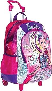 Mochilete Grande Barbie Aventura Nas Estrelas