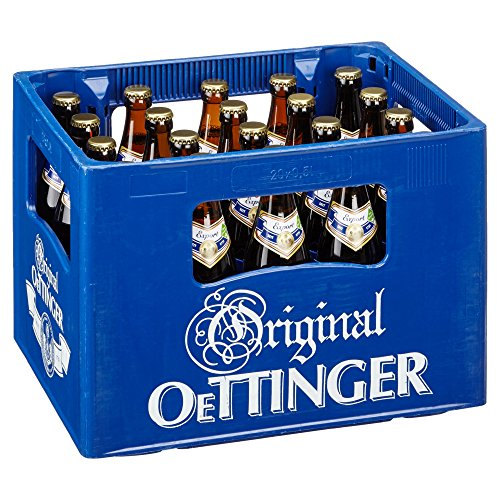 Oettinger Original Export MEHRWEG, (20 x 0,5 l)