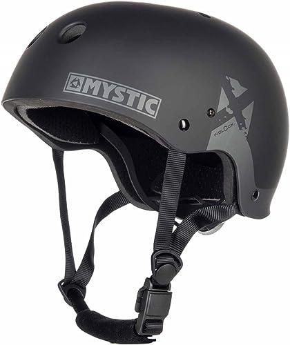 2018 Mystic MK8 X Helmet noir 180160
