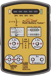 ZTS – Mini Multi-Battery Load Tester Mini-MBT