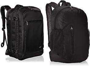کوله پشتی Amazon Basics ، 35 لیتری ، مشکی