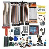 JCCOZ -URG LCD1602 Kit de aprendizaje de cable DuPont RFID para RPi para Arduino - productos que funcionan con placas Arduino URG