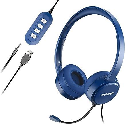Amazonfr Casque Audio Avec Micro 1 Seule Prise Jack High Tech
