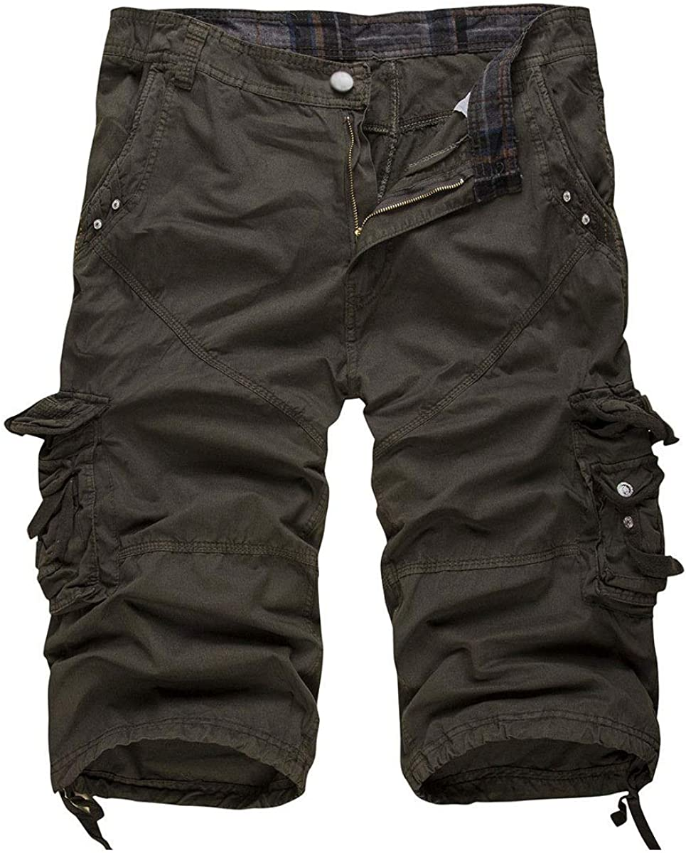 OFFicial shop Kedera Men's Cargo Shorts Relaxed Fit Multi Outstanding Outdoor Pocket