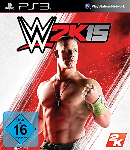 WWE 2K15 - [PlayStation 3]