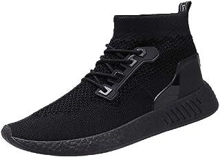 Scarpe da Ginnastica Corsa Donna Uomo Scarpe da Sportive Offerta Classica Stringata Palestra Running Sneaker Nero Donne Ou...