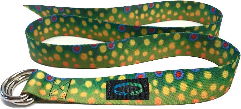 Wingo Belts Unisex D-Ring Belt, One Size Fits Most