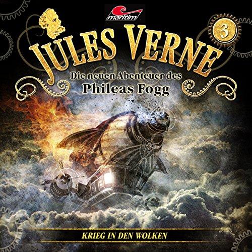 Krieg in den Wolken Audiobook By Jules Verne, Markus Topf, Dominik Ahrens cover art