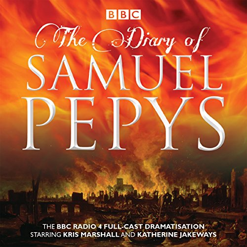Couverture de The Diary of Samuel Pepys
