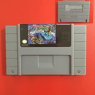 FidgetFidget for Teenage Mutant Ninja Turtles IV: Turtles in Time SNES Video Game USA Version