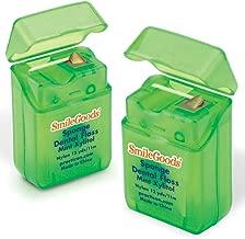 Practicon 7045200 SmileGoods Xylitol Mint Sponge Floss (Pack of 72)