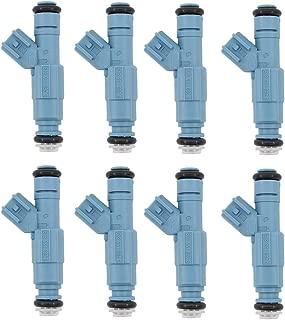 8pcs New 4 Nozzle Fuel Injectors for Dodge Chrysler 4.7L V8 0280155849
