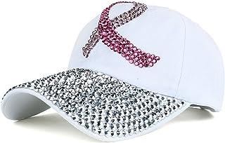 Basecap mit viel Strass und bunten Steinen LUXUS Damen Jeans Cap one SIze