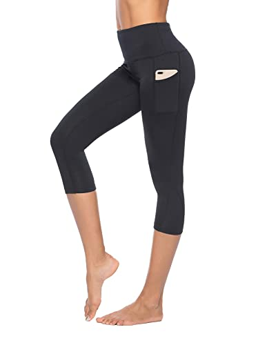 e493c939a1992d Black High Waist Leggings: Amazon.com
