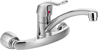 Best wall mount kitchen faucet single handle Reviews