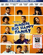 Madea`s Big Happy Family [Blu-ray + Digital Copy]