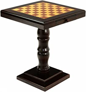Frenchi Home Furnishing Chess Table with Two Drawers