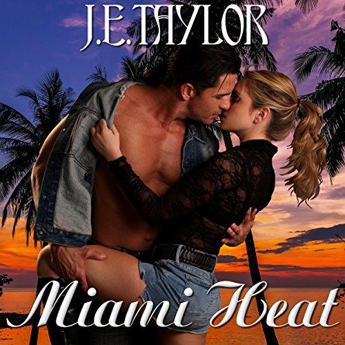 Miami Heat audiobook cover art