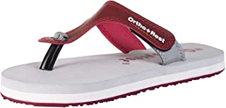 Ortho + Rest Extra Soft Flip Flop Footwear Ortho-Pedic Slippers for Women & Girls Daily Use