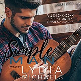 Simple Man audiobook cover art