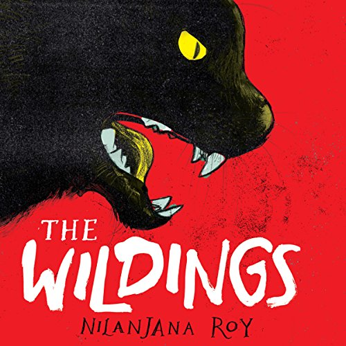 The Wildings audiobook cover art