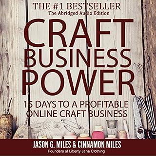 Craft Business Power cover art