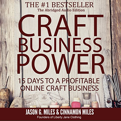 Craft Business Power cover art