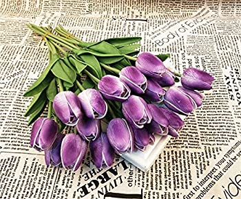 Best real touch silk flowers wholesale Reviews
