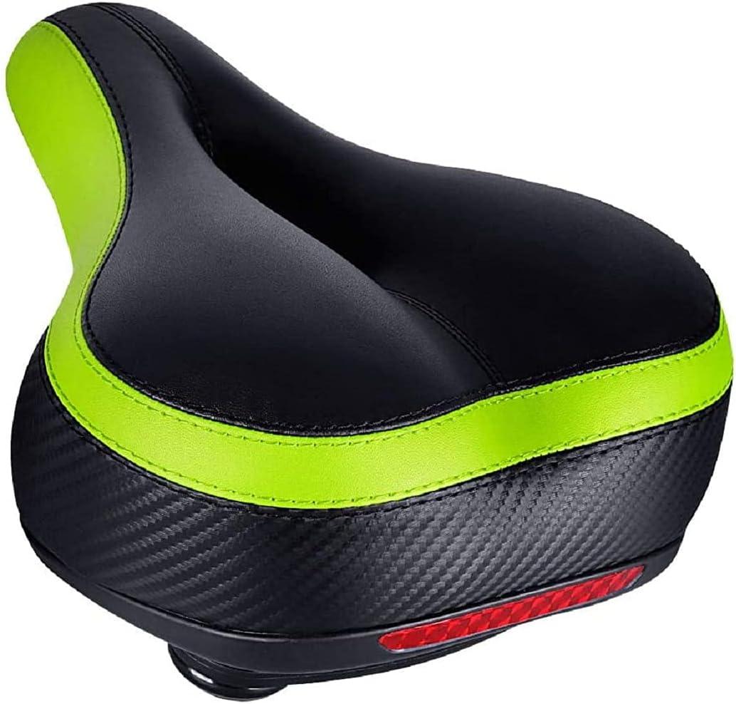 Tonbux Comfortable Dual Shock Bicycle Seat