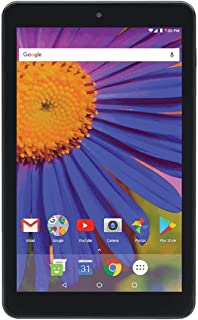 HP Slate 8 Plus Tablet (8-inch HD Display, 16GB, Wi-Fi, Quad-Core Processor, Android 7.1 Nougat)