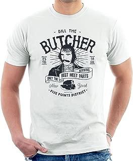 Bill The Butcher Gangs of New York Men's T-Shirt