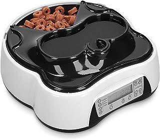Navaris Dispensador automático de Comida para Perros y