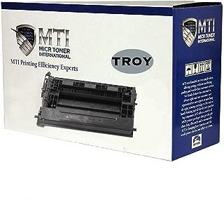 MICR Toner International Compatible Magnetic Ink Cartridge Replacement for Troy 02-82040-001 HP 37A CF237A Laserjet Enterprise M607 M608 M609 M631 M632 M633