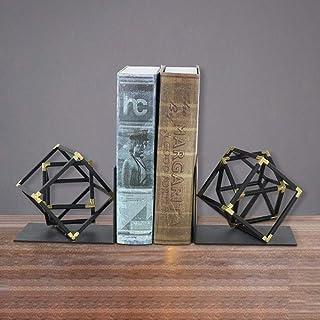 كتب المكعب المجوف مجموعة من 2 - ديكور نهاية كتاب ديكور أنيق عتيق لغرفة النوم مكتبة لوازم المدرسة المكتبية هدايا كتب